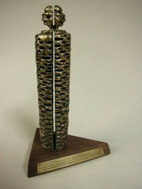 BSC commadores award 37 cm